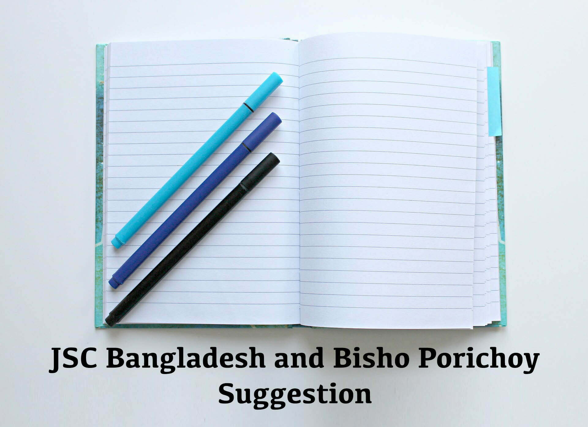 JSC Bangladesh and Bisho Porichoy Suggestion