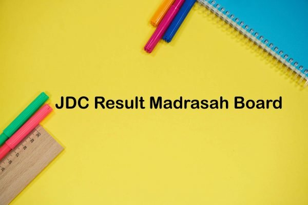 JDC Result 2019 Madrasah Board